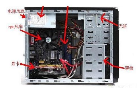 电脑开机黑屏